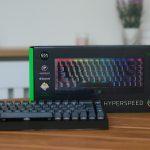 รีวิว Razer BlackWidow V3 Mini HyperSpeed : คีย์บอร์ดขนาดกะทัดรัดที่เต็มไปด้วยคุณภาพ