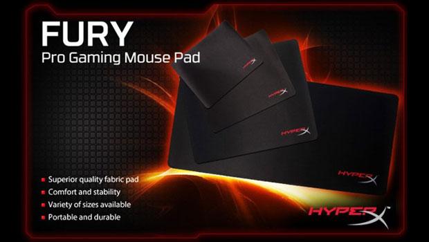 รีวิว : HyperX Fury S Pro แผ่นรองเมาส์คุณภาพสูงในราคาประหยัด